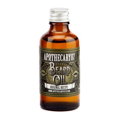 Apothecary87 Original Recipe Beard Oil 50ml