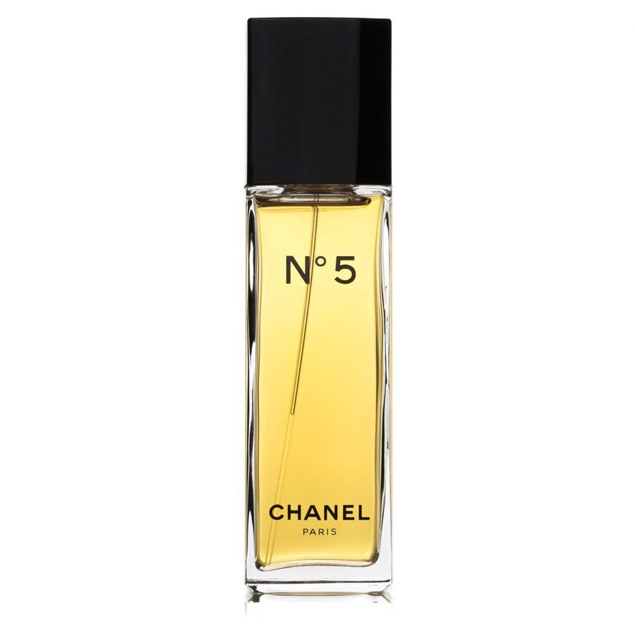 Chanel No5 Edt 100ml 11655 Swedishface Skin Care No 5 Women Edp
