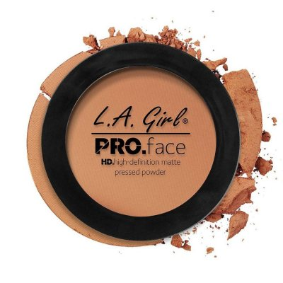 L.A. Girl Pro Face Matte Pressed Powder Warm Caramel