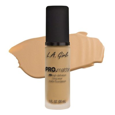 L.A. Girl Pro Matte Foundation Beige 30ml