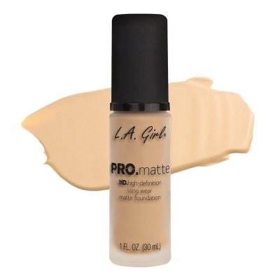 L.A. Girl Pro Matte Foundation Ivory 30ml