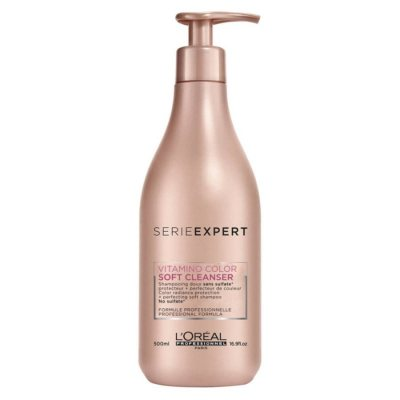 L'Oreal Serie Expert Vitamino Color Soft Cleanser 500ml