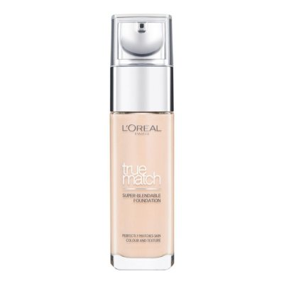 L'Oreal True Match Liquid Foundation 2C Rose Vanilla 30ml