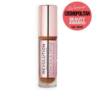 Makeup Revolution Conceal & Define Concealer C14