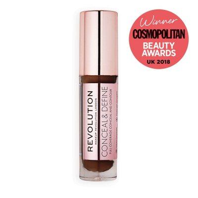 Makeup Revolution Conceal & Define Concealer C17