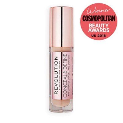 Makeup Revolution Conceal & Define Concealer C9