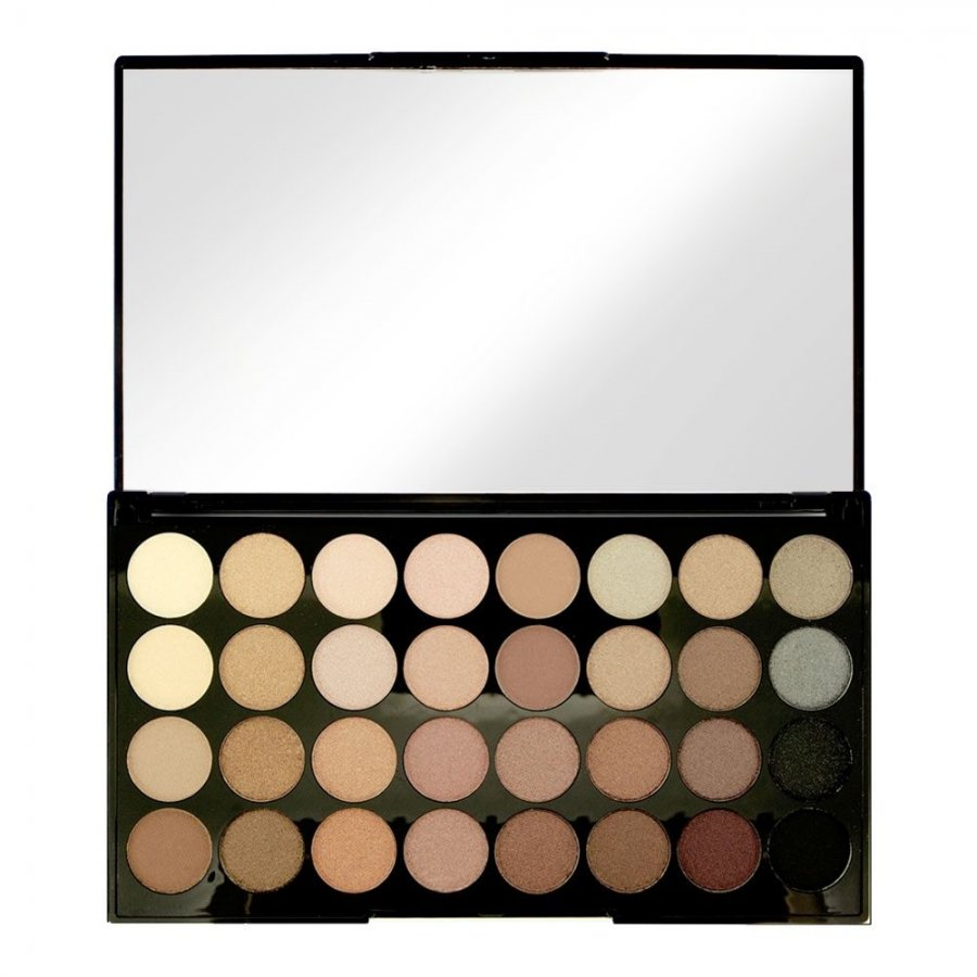 Home » Makeup Revolution Ultra 32 Shade Eyeshadow Palette Beyond Flawless