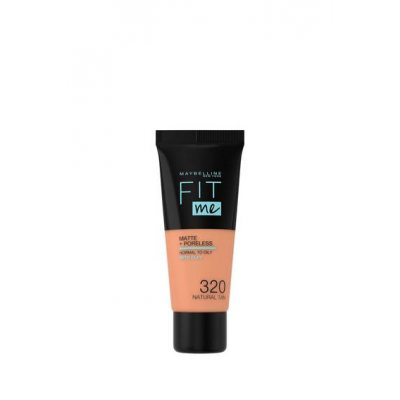 Maybelline Fit Me Matte + Poreless Foundation 320 Natural Tan