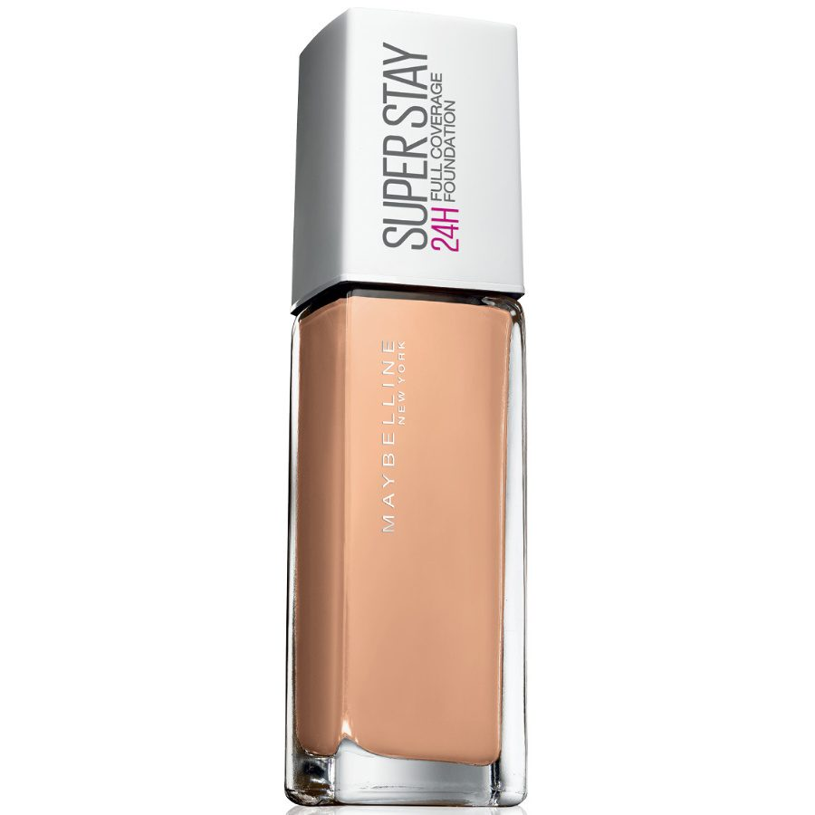 Maybelline SuperStay 24H Full Coverage Foundation - 21