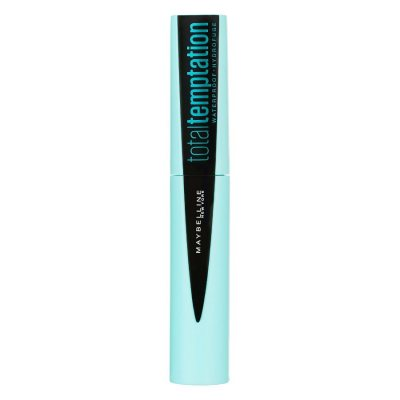 Maybelline Total Temptation Waterproof Mascara Black 9.4ml