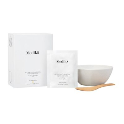 Medik8 Activated Charcoal Refining Mask Kit