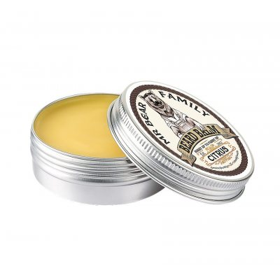 Mr Bear Family Beard Balm Citrus 60ml