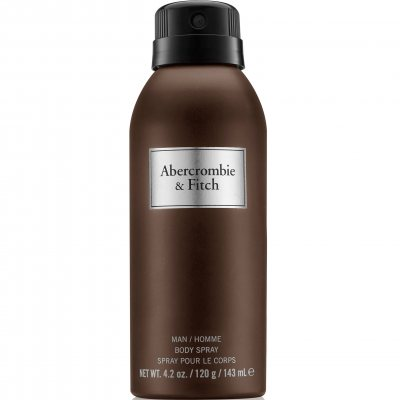 Abercrombie & Fitch First Instinct Deo Spray 143ml