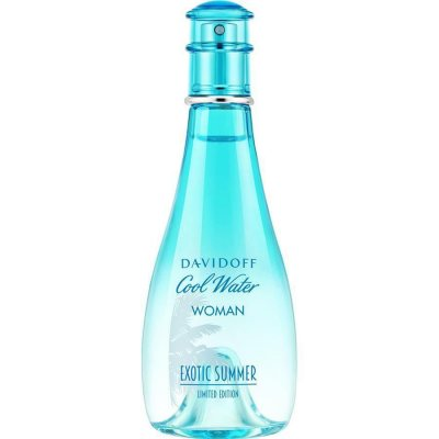 Davidoff Cool Water Woman Exotic Summer edt 100ml