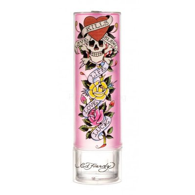 Ed Hardy Women edp 200ml