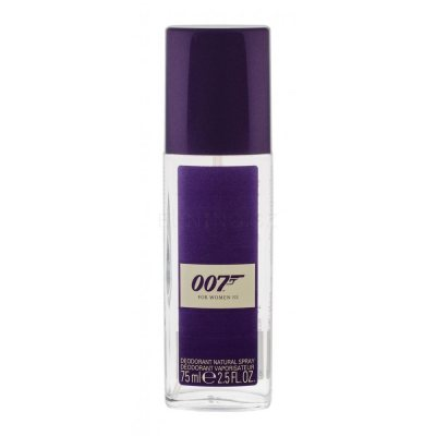 James Bond 007 For Women III Deo Spray 75ml