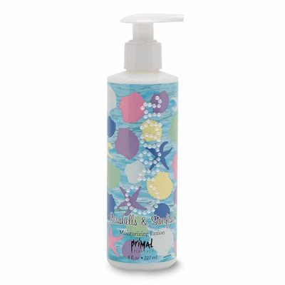 Primal Elements Seashells & Starfish Moisturizing Lotion 227ml