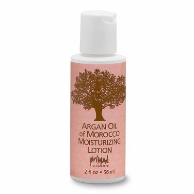 Primal Elements Moroccan Argan Oil Moisturizing Lotion 56ml