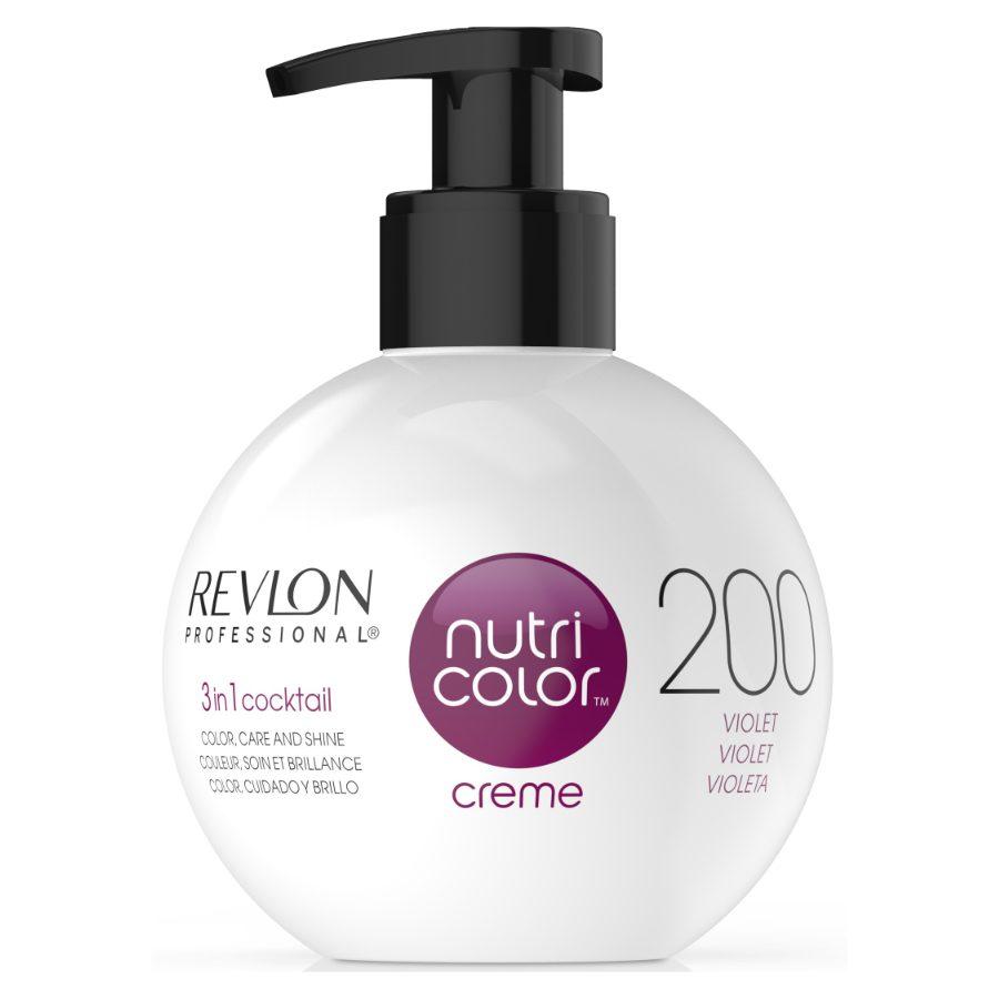 Revlon Nutri Color Creme 200 Violet 270ml