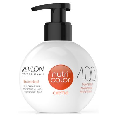 Revlon Nutri Color Creme 400 Mandarine 270ml