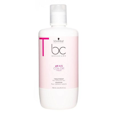 Schwarzkopf BC Bonacure pH 4.5 Color Freeze Treatment 750ml