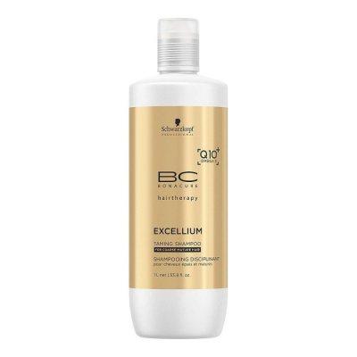 Schwarzkopf Bonacure Excellium Taming Shampoo 1000ml