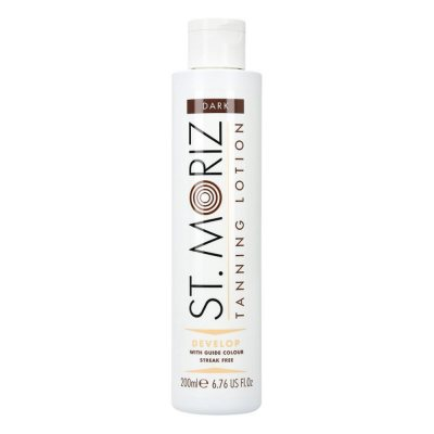 St. Moriz Instant Self Tanning Lotion Dark 200ml