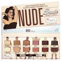 theBalm Nude Dude Eyeshadow Palette 9.6g