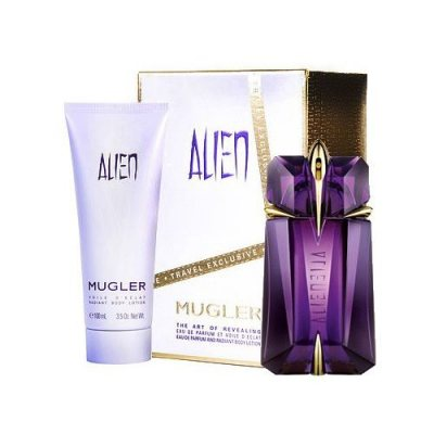 Thierry Mugler Alien Giftset edp 60ml + bodylotion 100ml