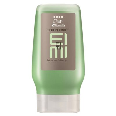 Wella EIMI Sculpt Force Extra Strong Flubber Gel 250ml
